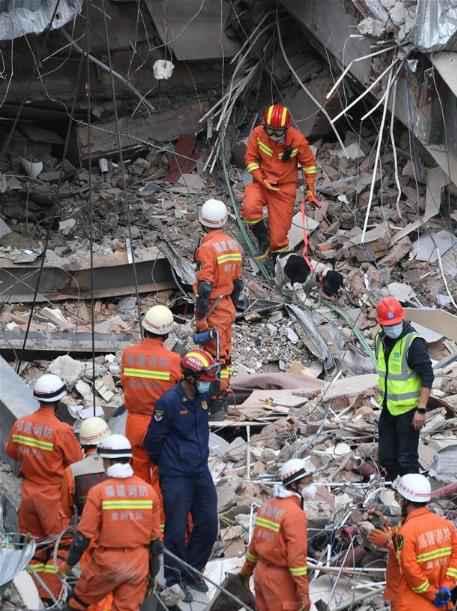 泉州酒店倒塌29人遇難 初步調查:改造