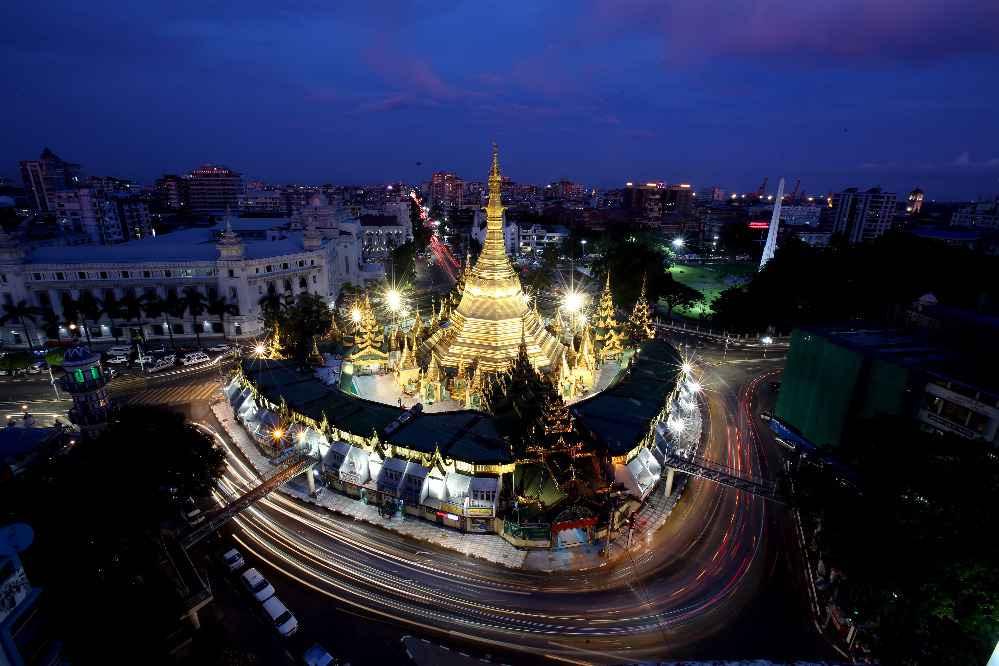新闻配景:缅甸联邦共和国